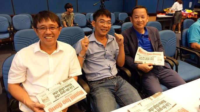 Hào hứng với lễ trao giải dự đoán World Cup 2018 của Báo Người Lao Động - Ảnh 3.