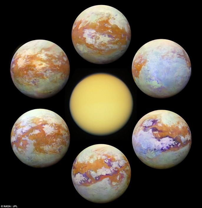NASA tìm thấy một trái đất ngoài hành tinh - Ảnh 3.