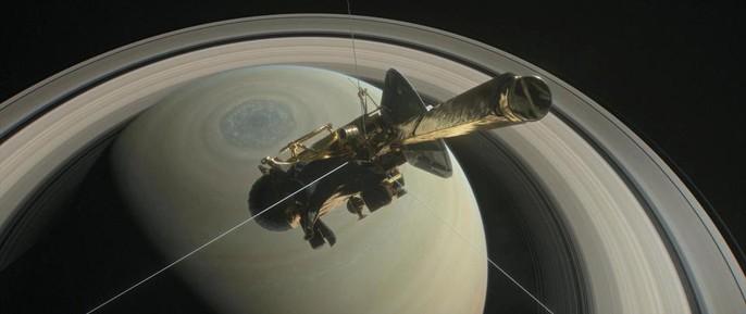 Phát hiện dấu vết sự sống trên mặt trăng sao Thổ - Ảnh 6.