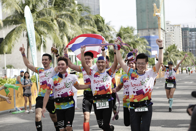 VĐV Suzaki Yuuya về nhất 42 km, cuộc thi Marathon Quốc tế Đà Nẵng - Ảnh 5.