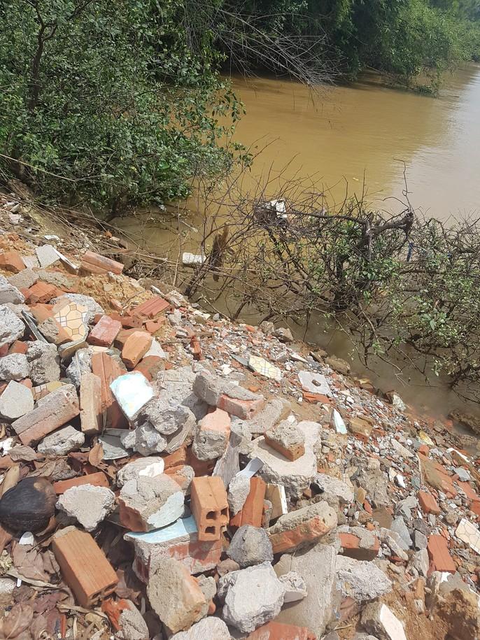 Lại thêm một vụ lấp, lấn sông Đồng Nai - Ảnh 2.