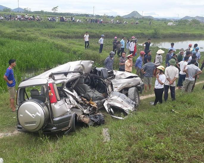 Vụ tai nạn thảm khốc khiến những người chứng kiến không hỏi bàng hoàng
