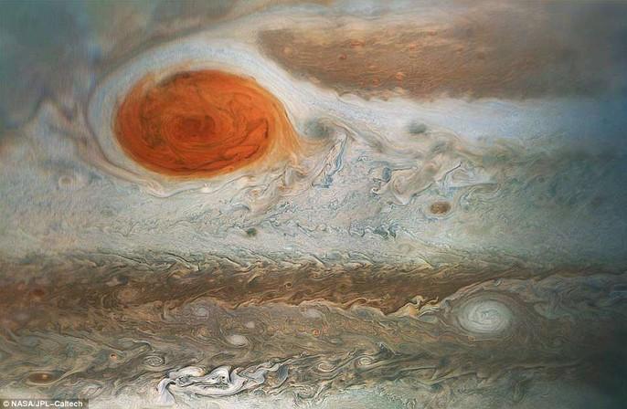 Sao Mộc có nước và khả năng tồn tại sự sống kỳ lạ - Ảnh 3.