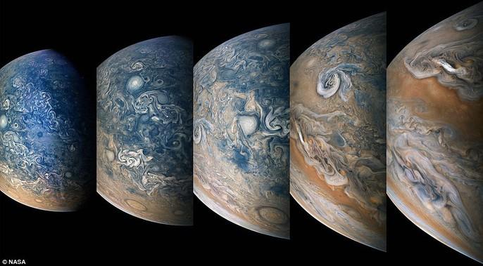 Sao Mộc có nước và khả năng tồn tại sự sống kỳ lạ - Ảnh 4.