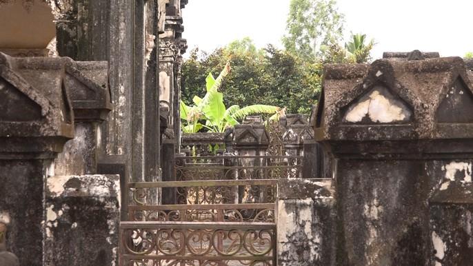 Bí ẩn khu mộ cổ họ Trần ở Tây Đô - Ảnh 6.
