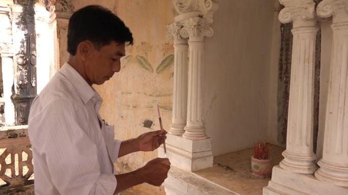 Bí ẩn khu mộ cổ họ Trần ở Tây Đô - Ảnh 14.