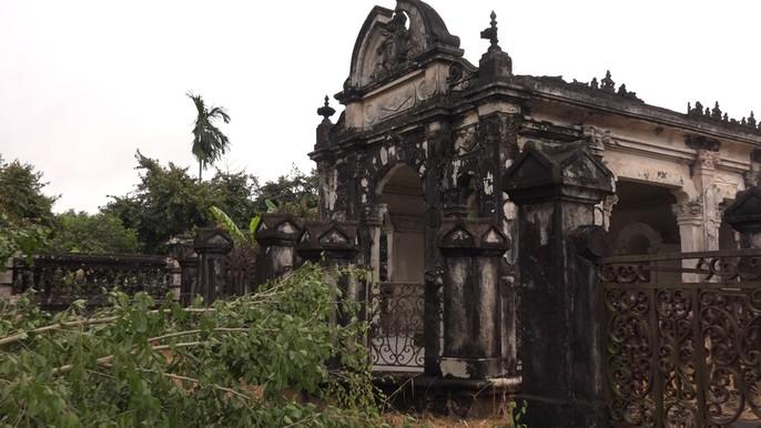 Bí ẩn khu mộ cổ họ Trần ở Tây Đô - Ảnh 4.