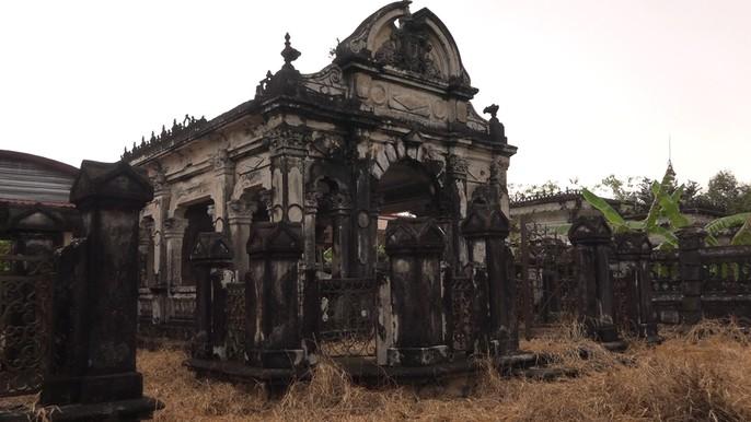 Bí ẩn khu mộ cổ họ Trần ở Tây Đô - Ảnh 5.