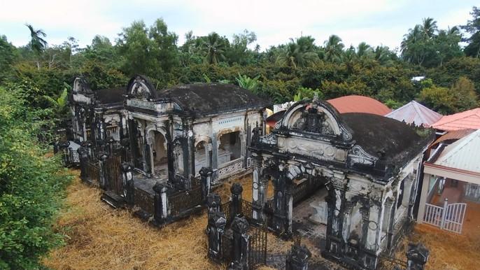 Bí ẩn khu mộ cổ họ Trần ở Tây Đô - Ảnh 2.