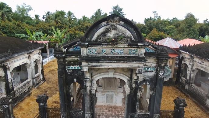 Bí ẩn khu mộ cổ họ Trần ở Tây Đô - Ảnh 3.