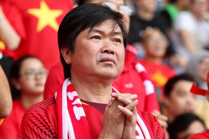 Olympic Việt Nam chia tay trong tiếc nuối, CĐV thẫn thờ - Ảnh 5.