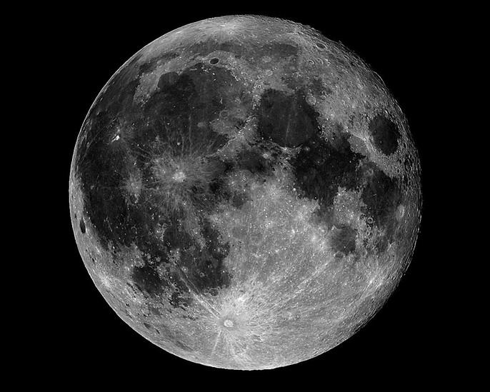 Sự thật về mặt người ẩn hiện trên mặt trăng - Ảnh 2.