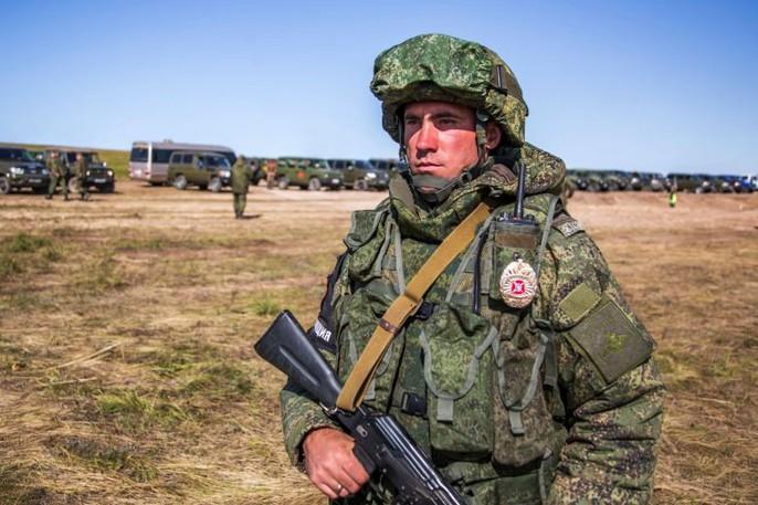 Nga công bố hình ảnh cuộc tập trận khủng Vostok-2018 - Ảnh 1.