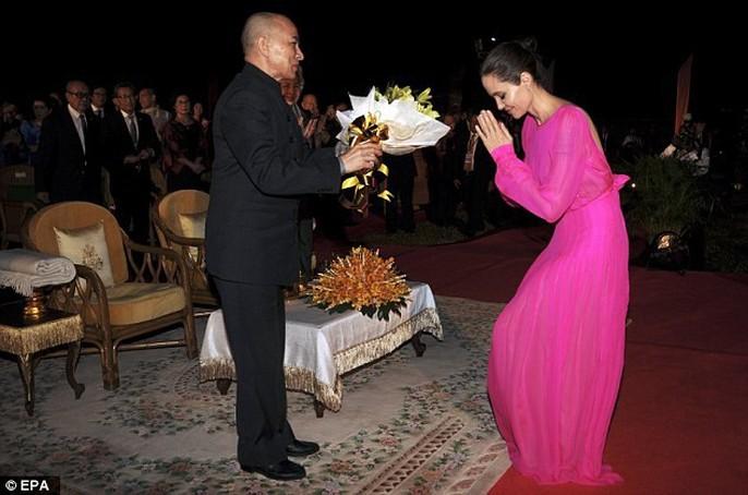 Angelina Jolie hết lòng ủng hộ điện ảnh Campuchia - Ảnh 7.