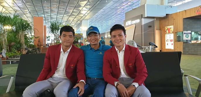 Chào đón tuyển thủ ASIAD tại nhà khách VIP A - Ảnh 39.