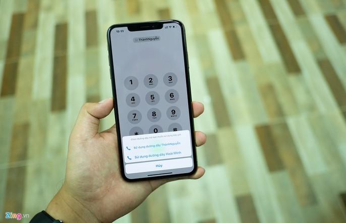 iPhone 2 SIM dùng ở Việt Nam không tốt như Android - Ảnh 8.
