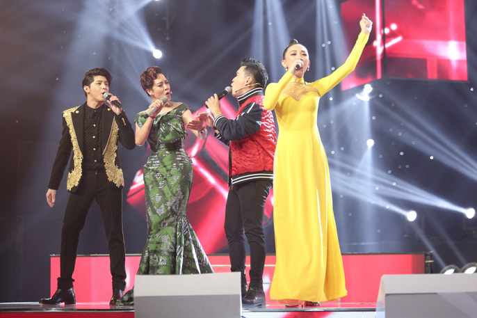 Noo Phuoc Thinh satisfied with the victory at the Voice of Vietnamese 2018 - Picture 3.