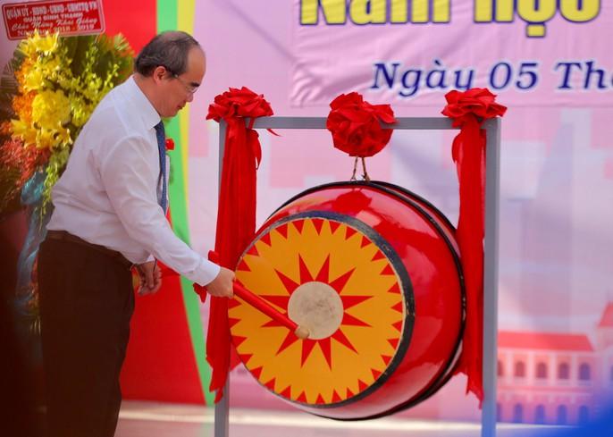 Chủ tịch nước Trần Đại Quang: Giáo dục luôn được đặt ở vị trí trung tâm - Ảnh 23.
