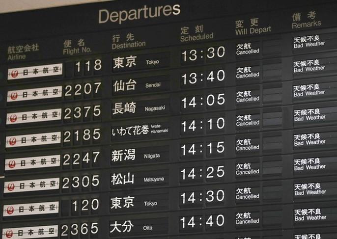 Hình ảnh Nhật Bản tả tơi sau bão Jebi - Ảnh 7.
