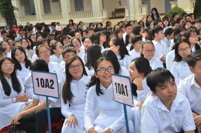 Chủ tịch nước Trần Đại Quang: Giáo dục luôn được đặt ở vị trí trung tâm - Ảnh 6.