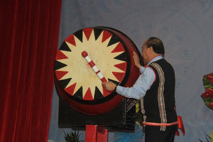 Chủ tịch nước Trần Đại Quang: Giáo dục luôn được đặt ở vị trí trung tâm - Ảnh 4.