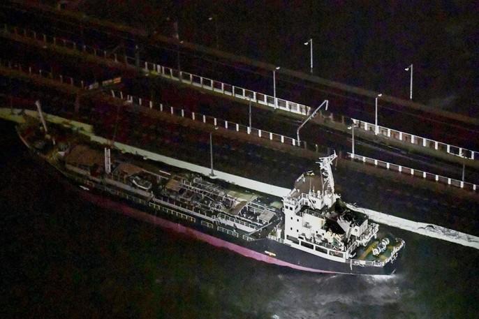 Hình ảnh Nhật Bản tả tơi sau bão Jebi - Ảnh 16.