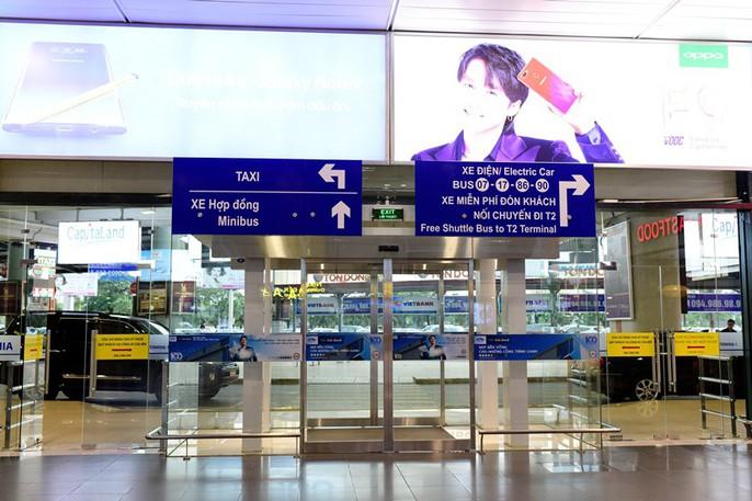 Hoàn thành cải tạo, công suất Nhà ga T1 Nội Bài từ 9 lên 15 triệu khách/năm - Ảnh 3.