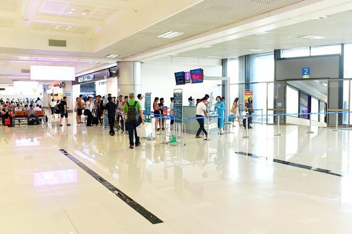 Hoàn thành cải tạo, công suất Nhà ga T1 Nội Bài từ 9 lên 15 triệu khách/năm - Ảnh 11.