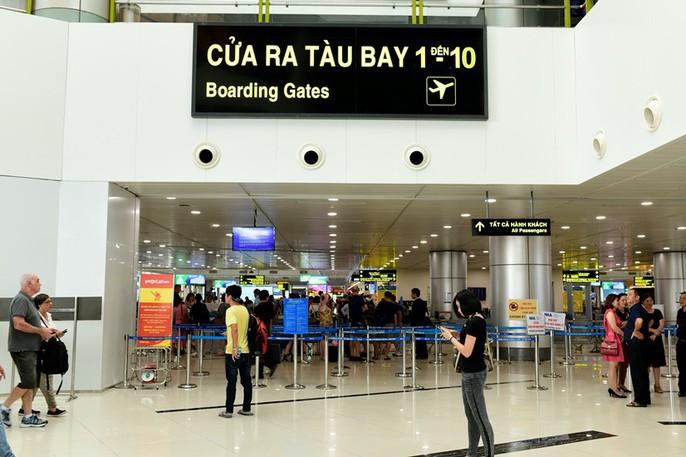 Hoàn thành cải tạo, công suất Nhà ga T1 Nội Bài từ 9 lên 15 triệu khách/năm - Ảnh 10.
