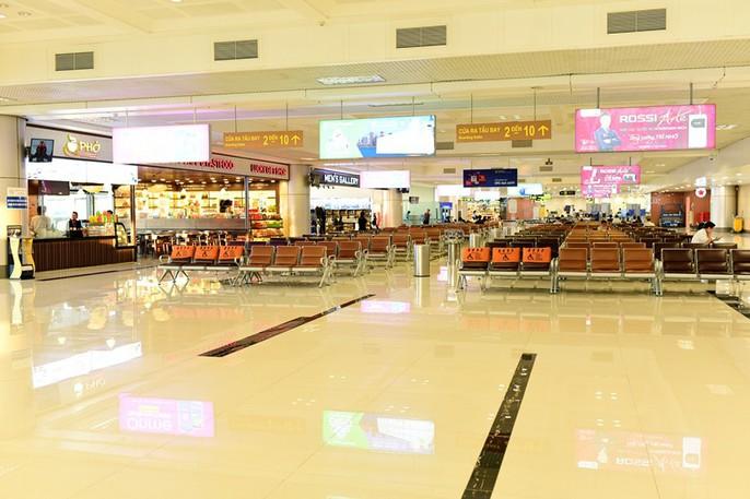 Hoàn thành cải tạo, công suất Nhà ga T1 Nội Bài từ 9 lên 15 triệu khách/năm - Ảnh 8.