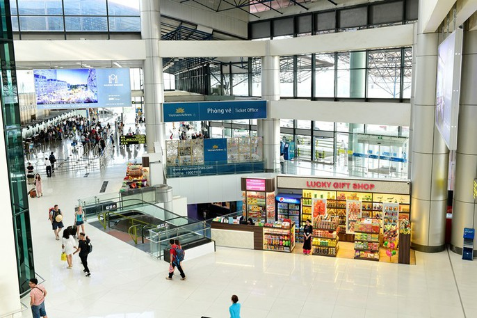 Hoàn thành cải tạo, công suất Nhà ga T1 Nội Bài từ 9 lên 15 triệu khách/năm - Ảnh 4.