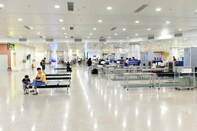 Hoàn thành cải tạo, công suất Nhà ga T1 Nội Bài từ 9 lên 15 triệu khách/năm - Ảnh 9.