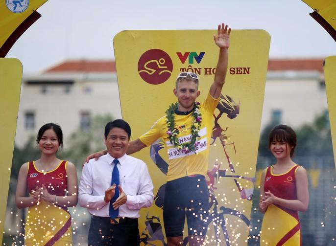 David Van Eerd vẫn giữ chắc Áo vàng Cúp Tôn Hoa Sen 2018 - Ảnh 5.