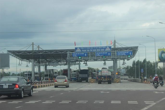 """Ai """"lật kèo"""" vụ giảm giá vé BOT Nam Bình Định? - Ảnh 3."""