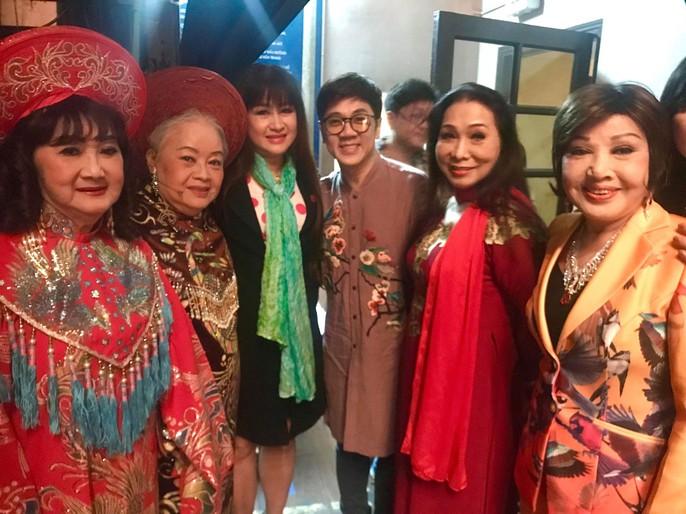 NSND Kim Cương rơi nước mắt trong Chương trình Nghệ sĩ tri âm - Ảnh 3.