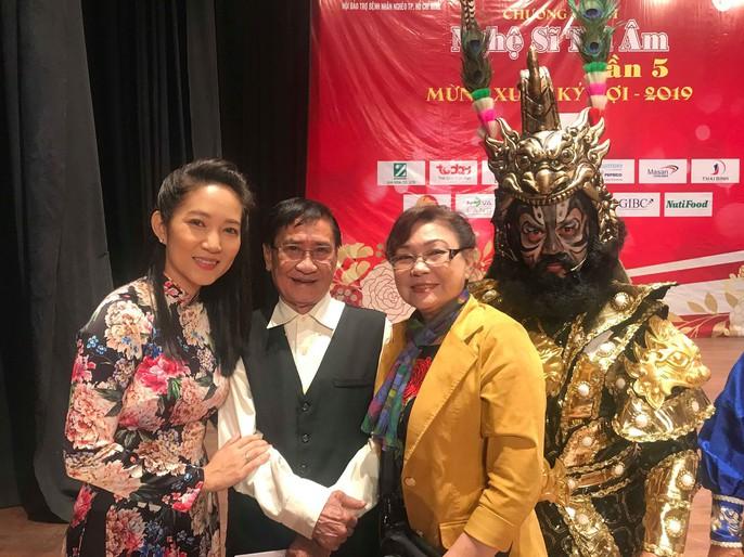NSND Kim Cương rơi nước mắt trong Chương trình Nghệ sĩ tri âm - Ảnh 10.