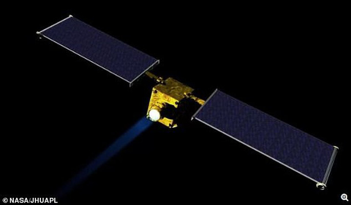 NASA bắn phá tiểu hành tinh mặt trăng, bảo vệ trái đất - Ảnh 2.