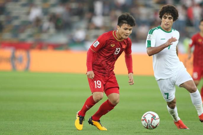 Việt Nam - Iraq 2-3: Thua ngược bởi sức vóc và bóng chết - Ảnh 5.