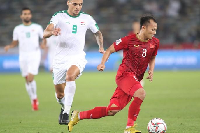 Việt Nam - Iraq 2-3: Thua ngược bởi sức vóc và bóng chết - Ảnh 8.