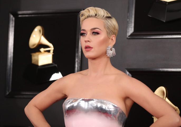 """Ngắm mỹ nhân """"chiếm sóng"""" thảm đỏ Grammy 2019 - Ảnh 7."""
