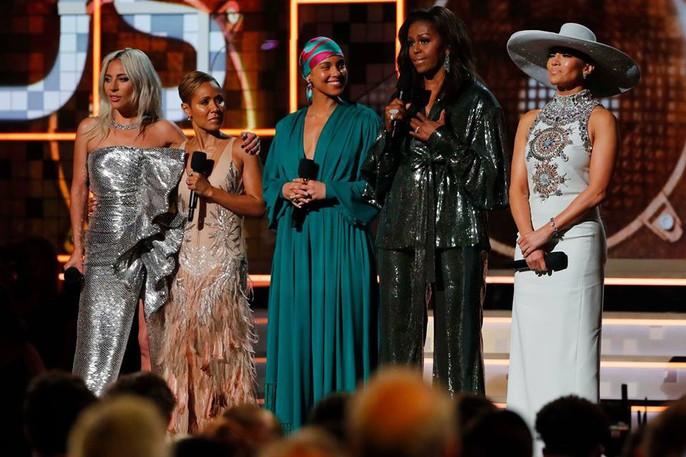 Toàn cảnh Lễ trao giải Grammy lần thứ 61-2019 - Ảnh 6.