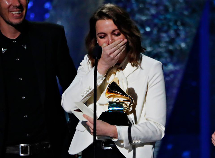 Toàn cảnh Lễ trao giải Grammy lần thứ 61-2019 - Ảnh 4.