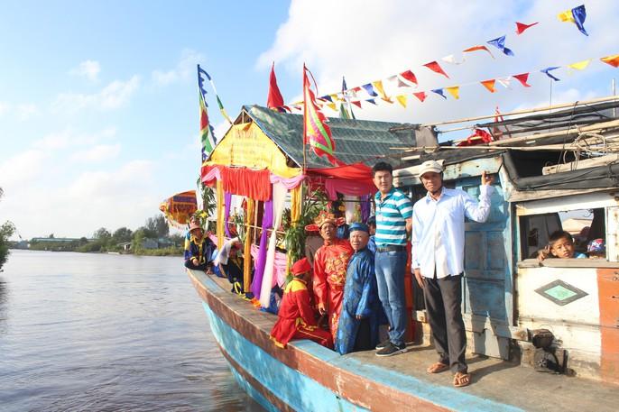 Lễ hội Nghinh Ông ở Bạc Liêu rút kinh nghiệm từ vụ chìm tàu khiến 3 người chết - Ảnh 6.