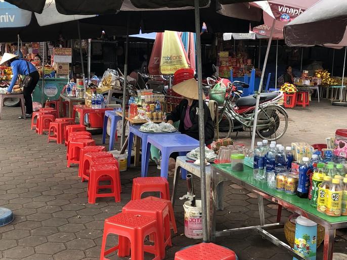 Kiểm tra an toàn thực phẩm tại đền Trần trước lễ khai ấn - Ảnh 22.