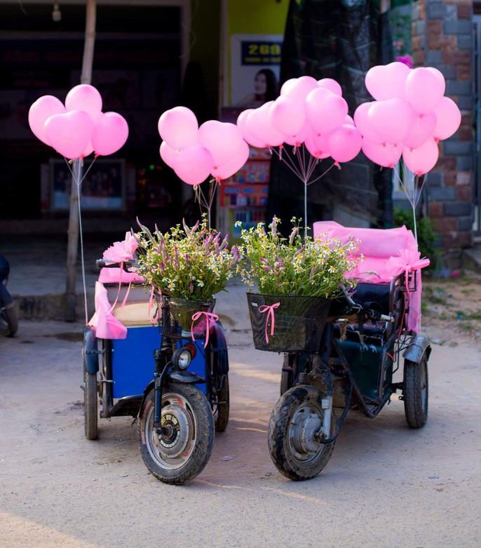 Lễ cưới trên xe lăn lay động hàng triệu trái tim - Ảnh 5.