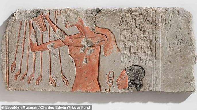 Kẻ trộm mộ và lời nguyền lên các pho tượng mất mũi - Ảnh 4.