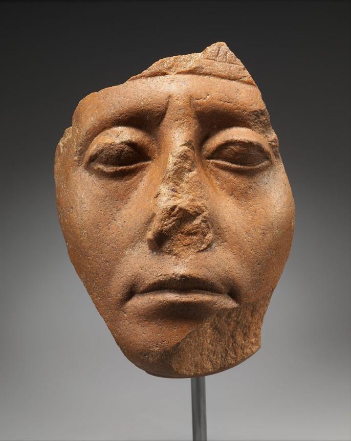 Kẻ trộm mộ và lời nguyền lên các pho tượng mất mũi - Ảnh 1.