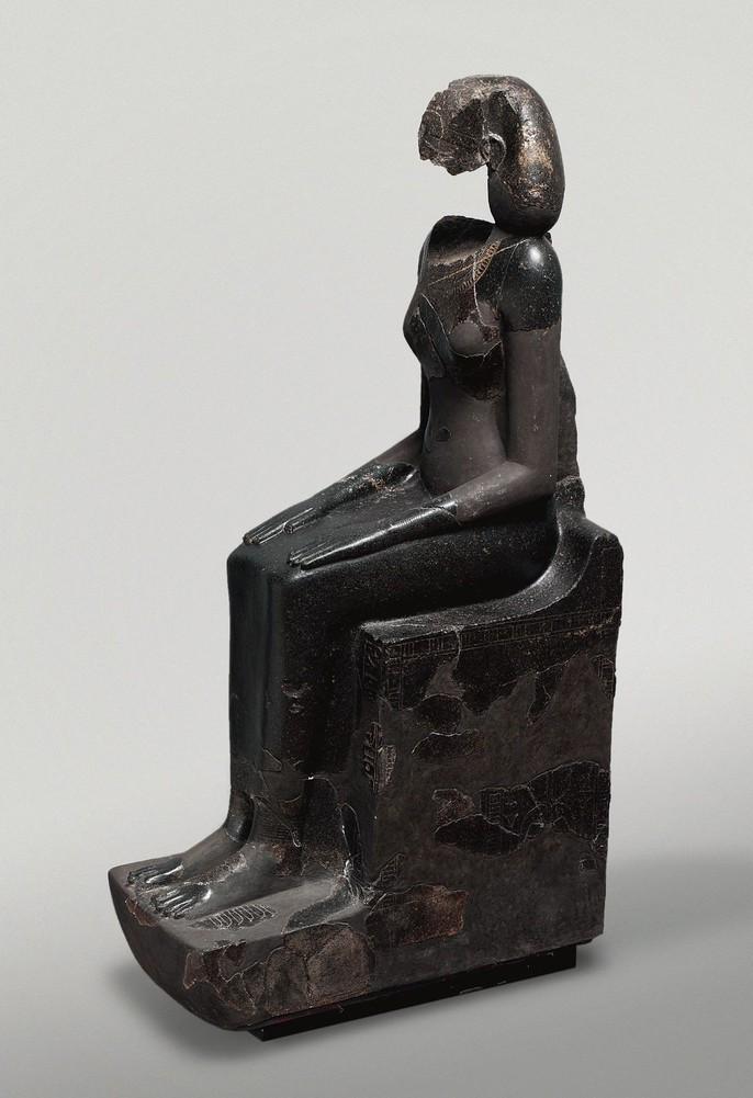 Kẻ trộm mộ và lời nguyền lên các pho tượng mất mũi - Ảnh 3.