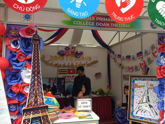 Giám đốc VP Châu Á-Thái Bình Dương Tổ chức quốc tế Pháp ngữ trổ tài đầu bếp - Ảnh 11.