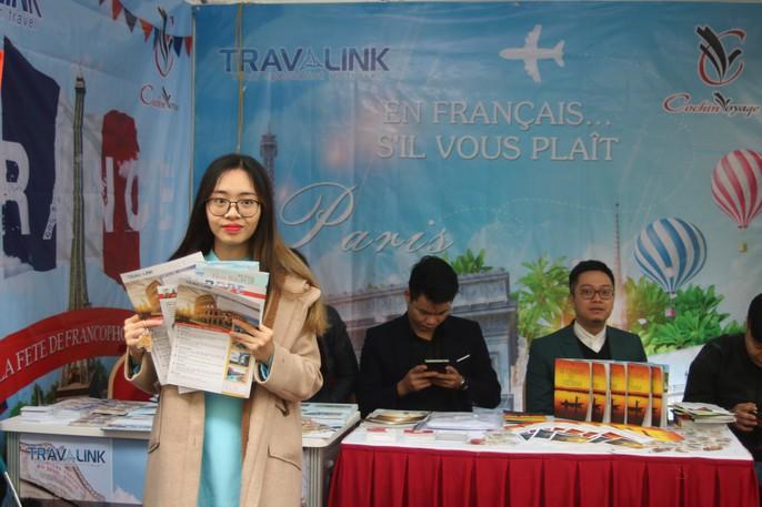 Giám đốc VP Châu Á-Thái Bình Dương Tổ chức quốc tế Pháp ngữ trổ tài đầu bếp - Ảnh 17.